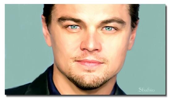 Leonardo DiCaprio par shahin